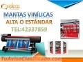Fabricación de Mantas Vinilicas