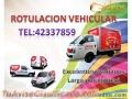Lo mejor en Rotulacion Completa Vehicular