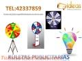 Ruletas Publicitarias.......