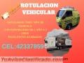 Rotulacion Vehicular Impresión Full color