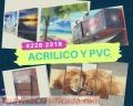 ACRÍLICO Y PVC