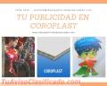 TRABAJOS PUBLICITARIOS EN COROPLAST