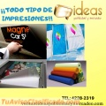 TODO TIPO DE IMPRESIONES