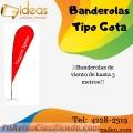 BANDEROLAS TIPO GOTA