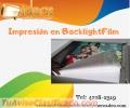 Impresión en BacklightFilm