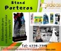Stand Porteros o Siluetas de Pvc