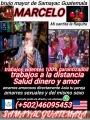 MARCELO EL BRUJO MAYOR DE SAMAYAC SALUD DINERO AMOR +502 46095453
