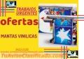 MANTAS VINILICAS