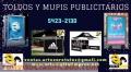 MUPIS Y TOLDOS PUBLICITARIOS