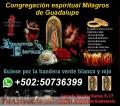 Congregacion espiritual Milagros de Guadalupe No se sienta confundido