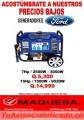 Generadores Ford