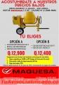 Oferta de Revolvedoras motor Honda