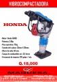 Vibrocompactadora Honda
