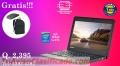 Super precios en laptop core i3 de 3ra gen