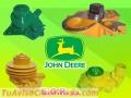 Recontrucción Bomba de Agua  John Deere