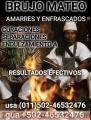 BRUJO SANTERO MATEO ESOTÉRICO EN AMARRES DE AMOR (011)502-46532476