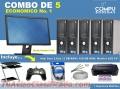 COMPUTADORAS EN GUATEMALA IDEAL PARA UN CAFE INTERNET