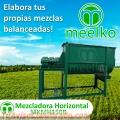 Mezcladora Horinzontal MKMH150B Meelko