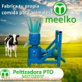 Peletizadora PTO MKFD200P