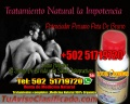 Tratamientos Naturales para la impotencia whatsapp +502 51719720