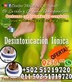 Desintoxicación Iónica en Guatemala +502 51719720 Haz tu cita