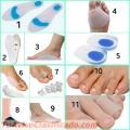 Plantillas Ortopedicas de Gel Tel/whatsap 52001552 - zona 10 geminis 10