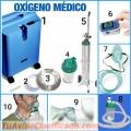 Vaso o Frasco para cilindro o Generador de oxigeno Tel/whatsapp 52001552