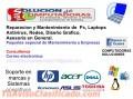 REPARACION Y MANTENIMIENTO DE COMPUTADORAS PC Y LAPTOPS