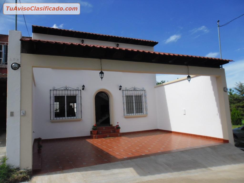 Casa estilo colonial en san cristobal los celajes a pocos - Casas tipo colonial ...