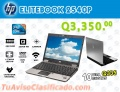 Portatiles Hp EliteBook Intel CoreI5 Aprovecha!!!