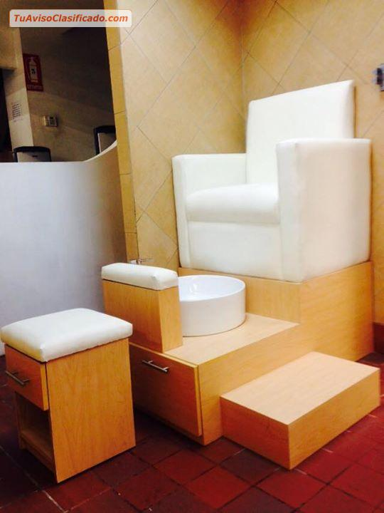 Muebles para pedicure y manicure 20170727034550 for Sillas para manicure y pedicure de segunda