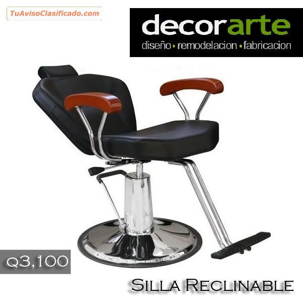 Sof s y sillones de hogar y muebles en for Precio sillas reclinables