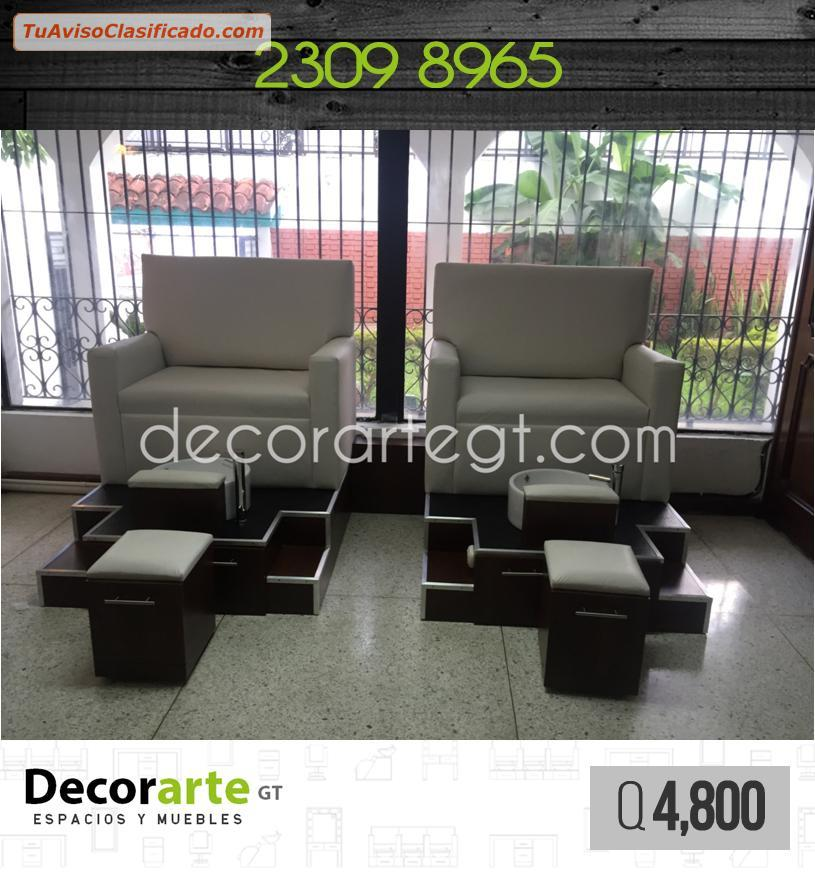 Sillones para pedicure hogar y ideas de dise o for Ofertas sillas salon