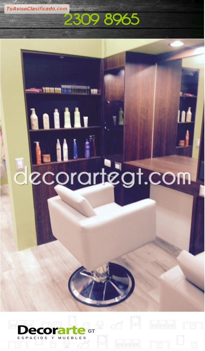 Tocadores para salon de belleza decorarte gt for Accesorios para salon de belleza