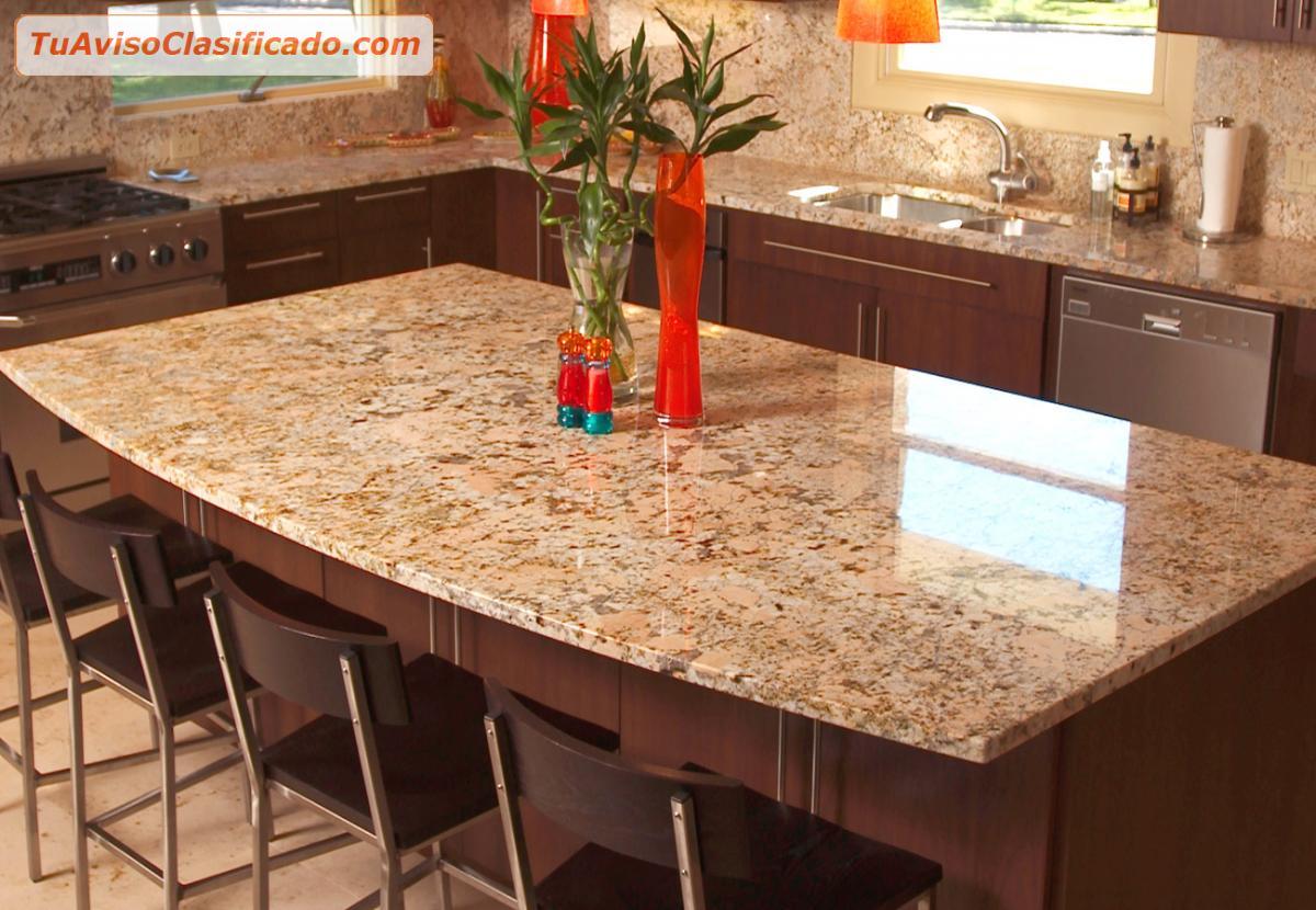 Marmol para cocina hogar y muebles otros dpto for Costo de granito para cocinas