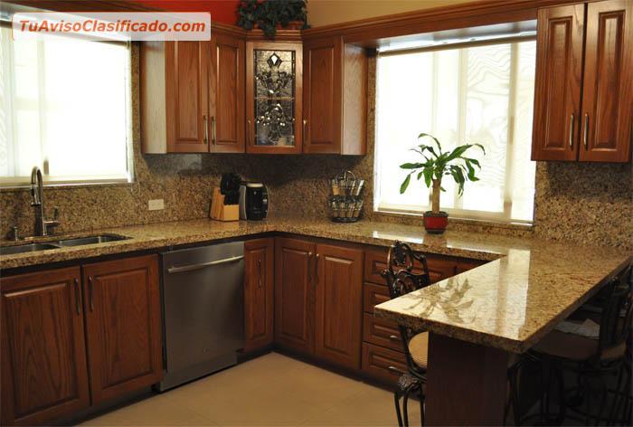 Top de granito para cocina hogar y muebles otros for Marmol de cocina precio