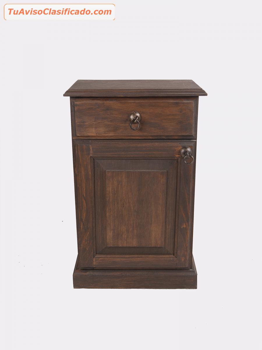 Mesas de noche mobiliario y equipamiento decoraci n for Diseno de mesa de noche