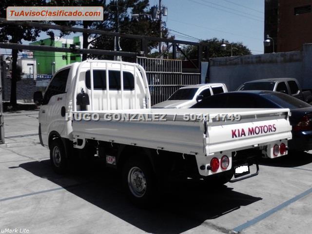 Kia K2700 L 4x4 2015 De Agencia