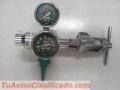Manómetro Regulador  reloj De Oxigeno Tipo H/E Tel. 45164883 – 52001552 Géminis 10 Z. 10