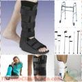 Bota inmovilizador del pie o tobillo Tel/whatsapp 52001552 - 4516 4883 zona 10 geminis 10