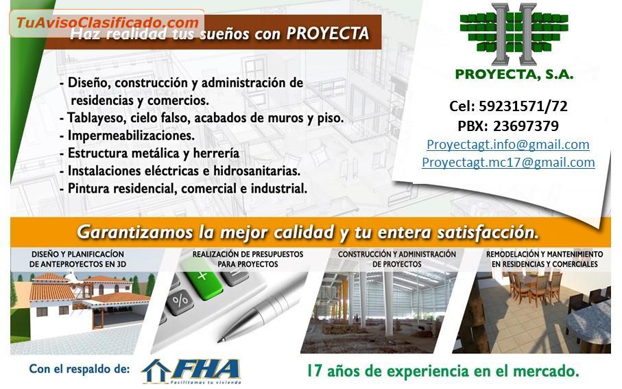 Mantenimiento remodelacion construccion servicios y for Servicios de construccion