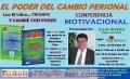 GRAN CONFERENCIA MOTIVACIONAL ESTE 28 DE OCTUBRE