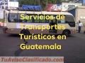 """Renta de Transporte Buses / Viajes y Excursiones."""""""