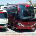 """No Sabes como Transportar a tu Grupo de Viaje ?"""" Nosotros te ofrecemos Transporte de Buses"""