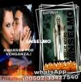AMARRES Y PACTOS DE AMOR, BRUJO ANSELMO (00502)33427540