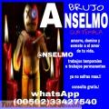 AMARRES NEGROS,ANSELMO BRUJO DE GUATEMALA (011502)33427540