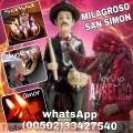 TRABAJOS DE AMOR CON EL MILAGROSOS SAN SIMON DE GUATEMALA (00502)33427540