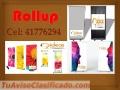 Oferta en acrilico banner rollup