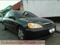 VENDO HONDA CIVIC LX 2001